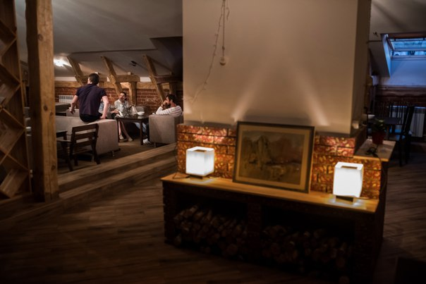 Ресторан Oblako - фотография 3