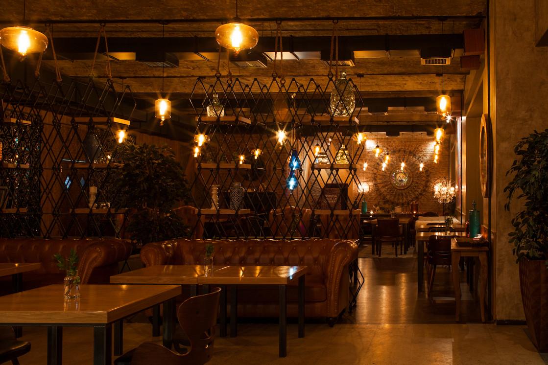 Ресторан Mr. Ливанец - фотография 6