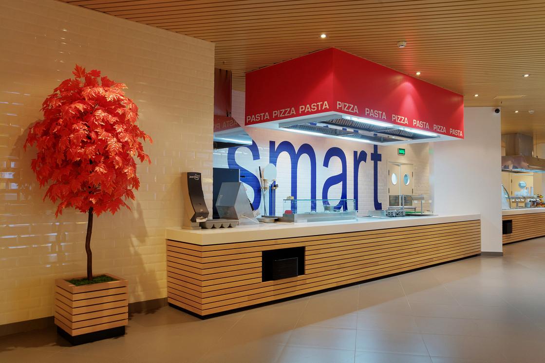 Ресторан Smart Food - фотография 2