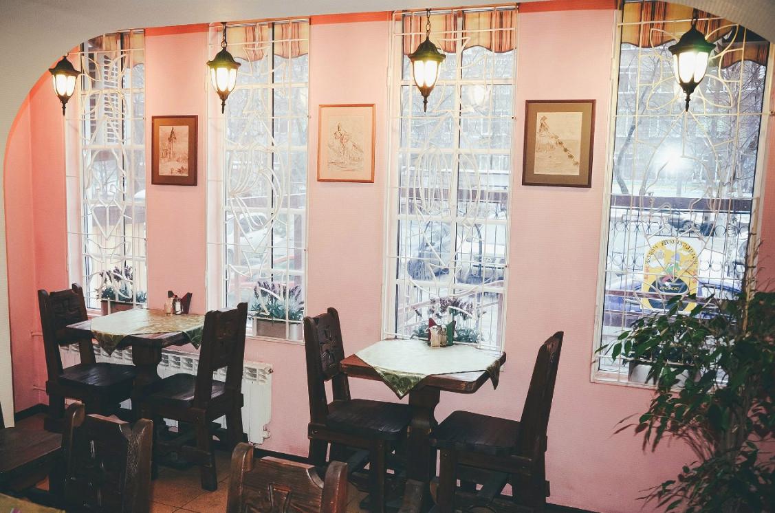 Ресторан Барон Мюнхгаузен - фотография 2