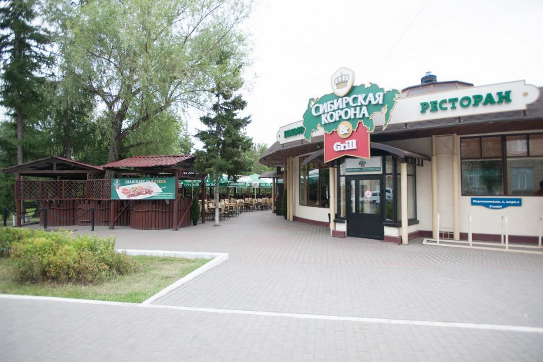 Ресторан Сибирская корона - фотография 1