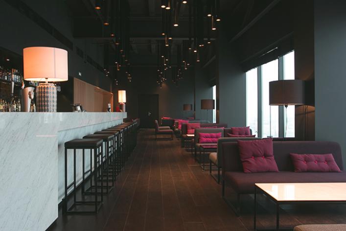 Ресторан Sky Bar - фотография 3