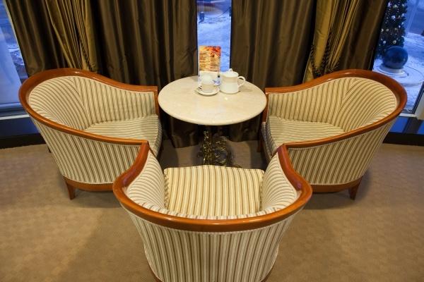 Ресторан Лобби-бар клубного дома «Тихвин» - фотография 2