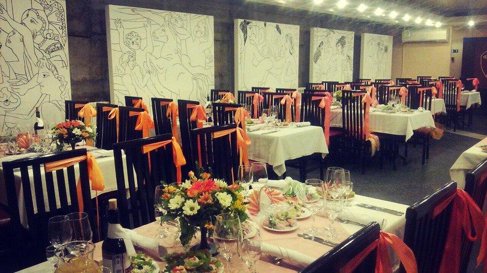 Ресторан Pablo Picasso - фотография 7