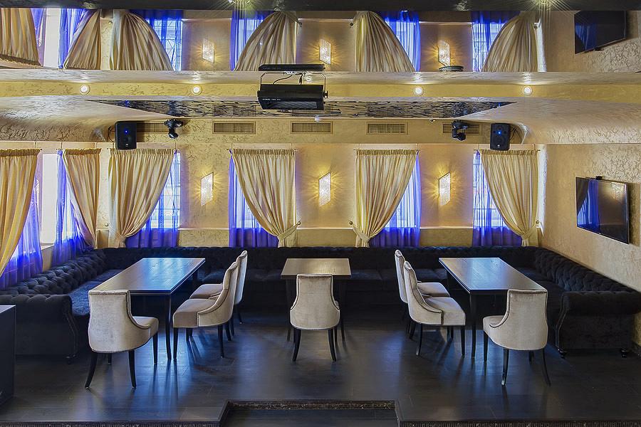 Ресторан Graff Lounge - фотография 2