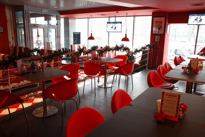 Ресторан Champs - фотография 6