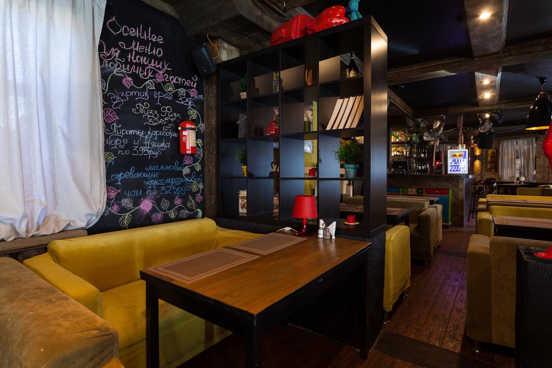 Ресторан Shishas Lounge Bar - фотография 8 - Shishas Lounge Bar