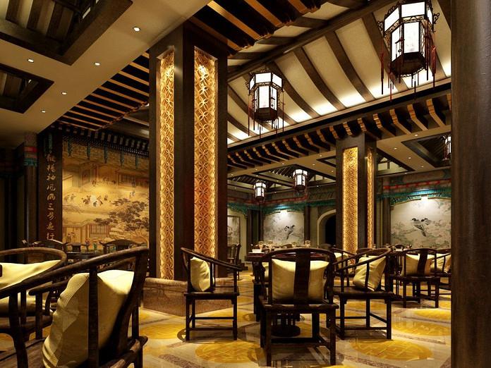Ресторан Сад императора - фотография 1