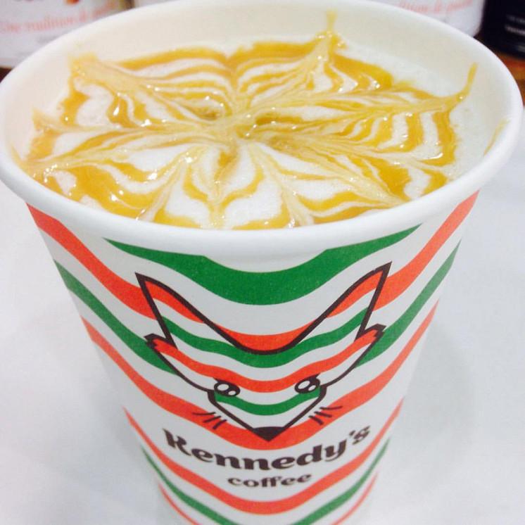 Ресторан Kennedy's Coffee - фотография 3