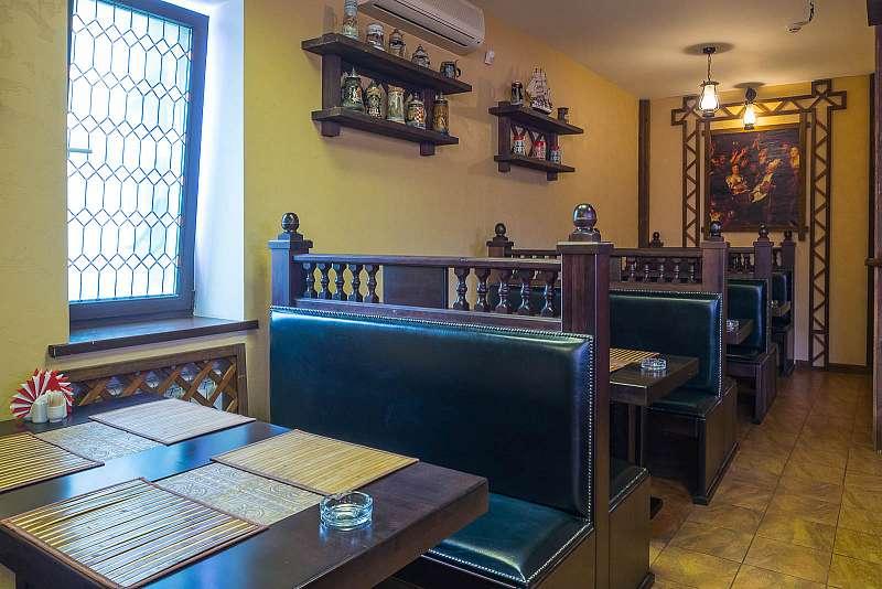 Ресторан Фрау Марта - фотография 19