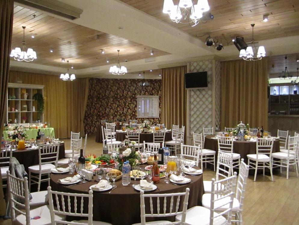 """Ресторан Буржуа - фотография 1 - Свадебный банкет в """"Буржуа""""."""