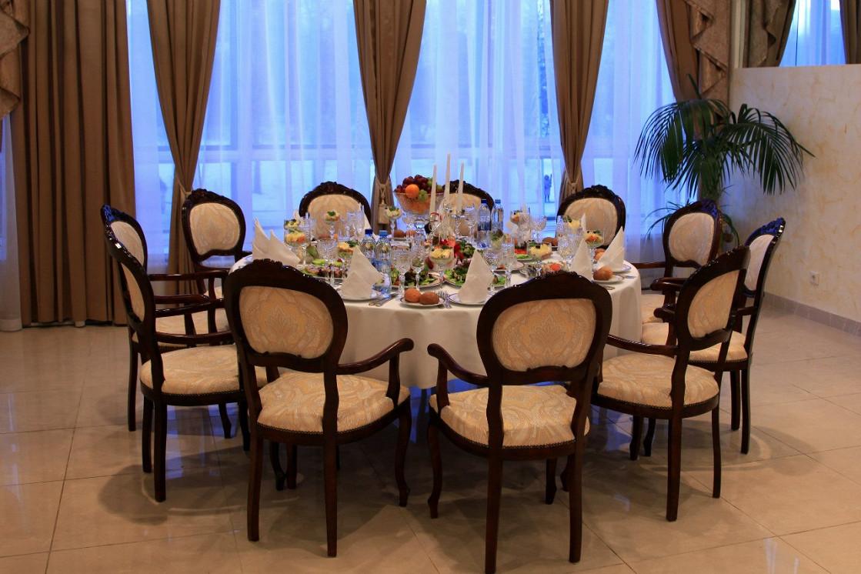 Ресторан Зеркальный - фотография 1