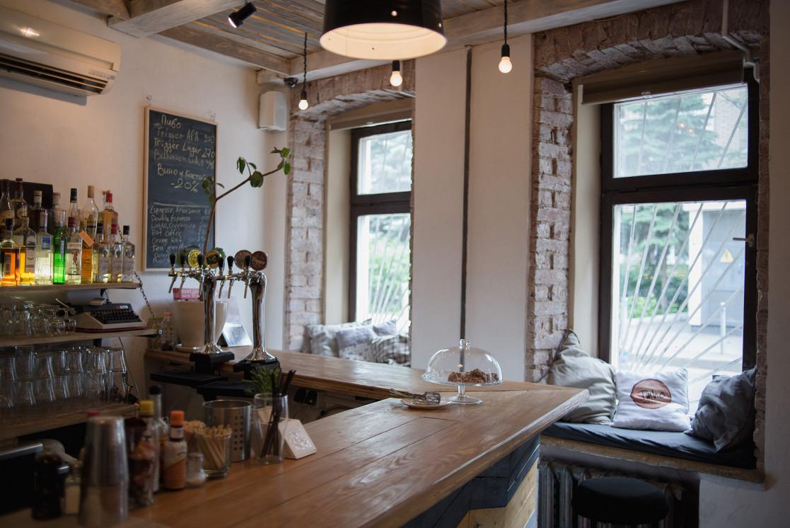Ресторан Imho - фотография 2