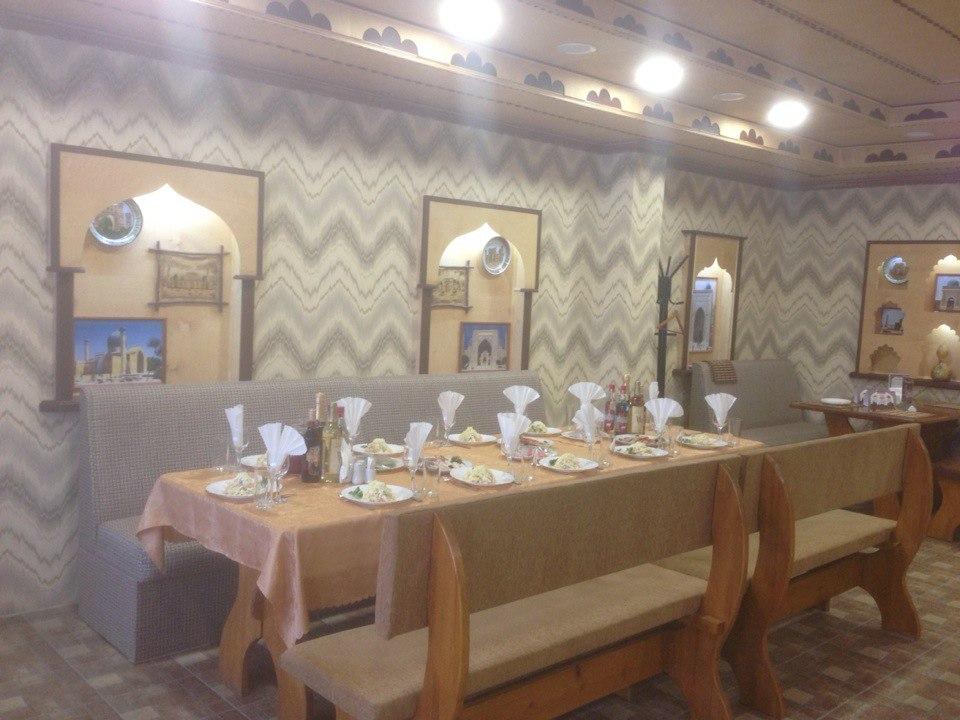 Ресторан Регистан - фотография 4
