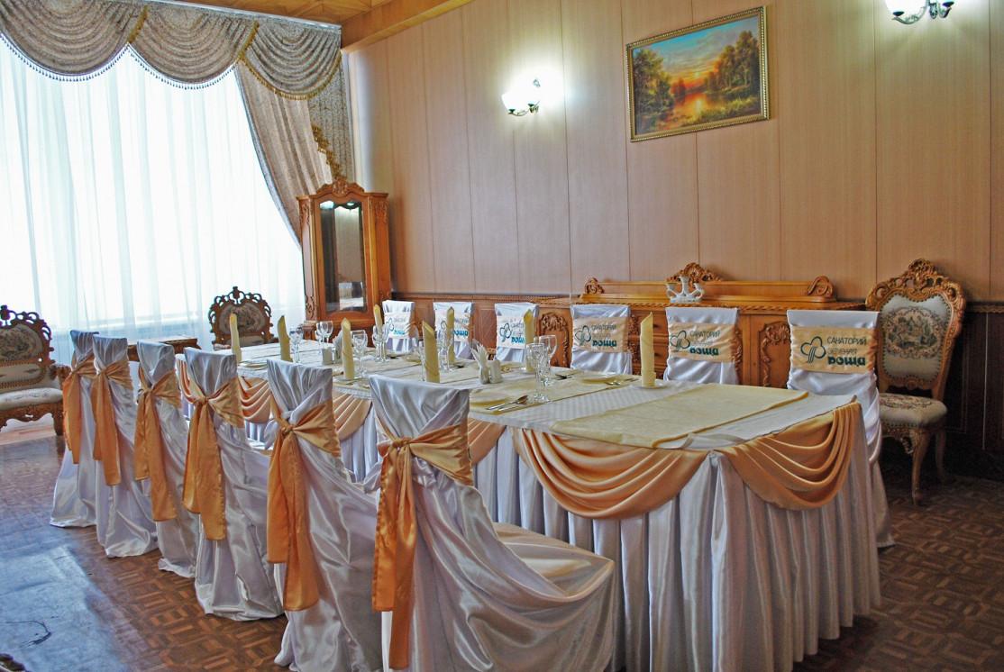 Ресторан Зеленая роща - фотография 1
