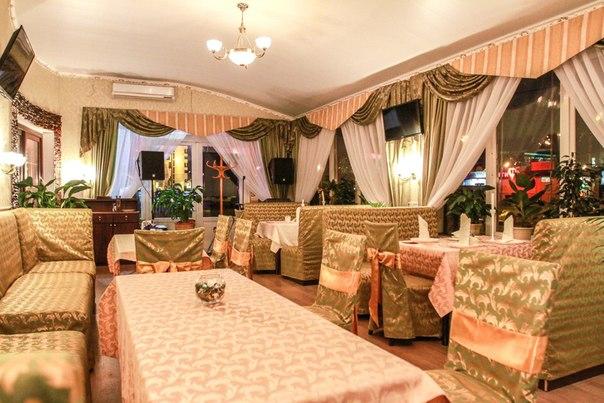 Ресторан Родник - фотография 1 - Банкетный зал