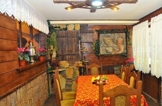 Ресторан Голубая волна - фотография 1