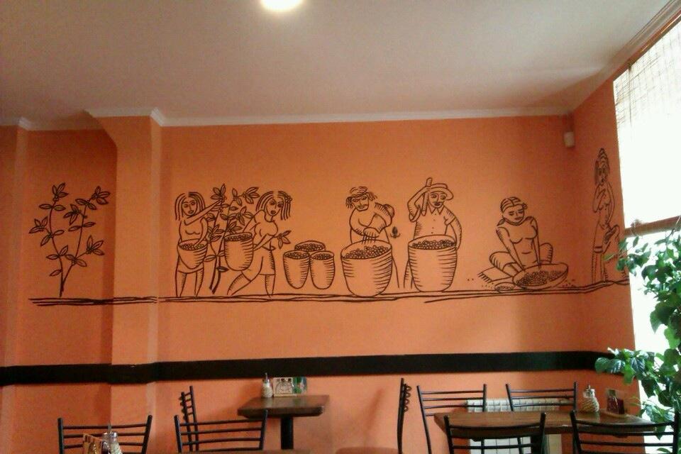 Ресторан Ароматная чашка - фотография 2