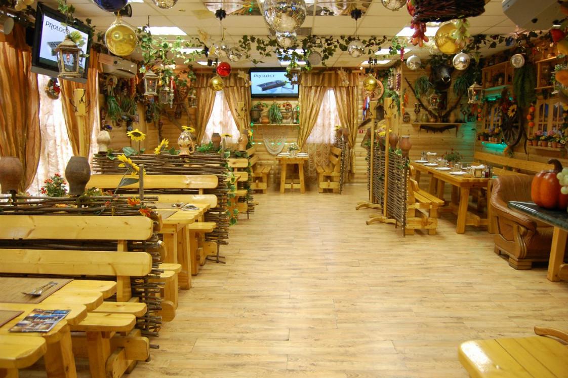 Ресторан Избушка в Репном - фотография 1