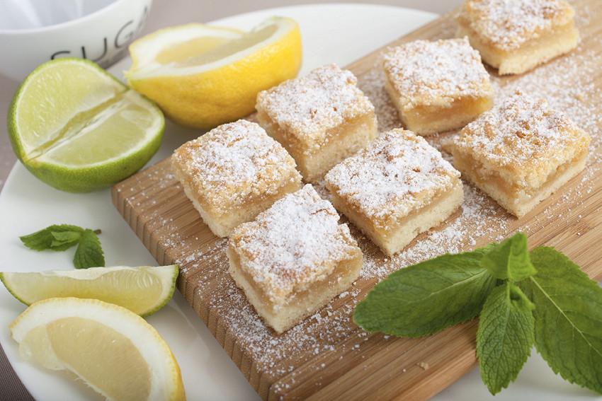 """Ресторан Мюнгер - фотография 5 - Лимонное печенье """"Мюнгер""""."""