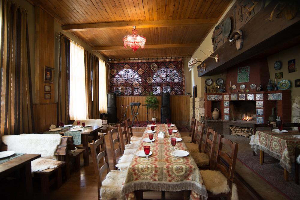 Ресторан Кавказский аул - фотография 5