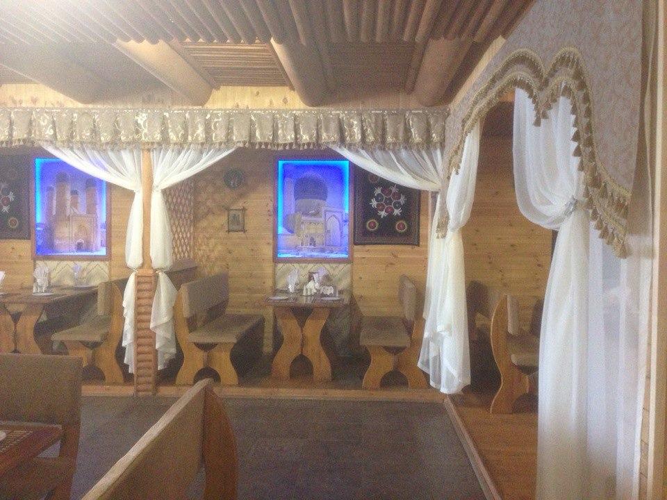 Ресторан Регистан - фотография 6