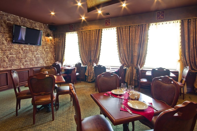 Ресторан Петербург - фотография 12