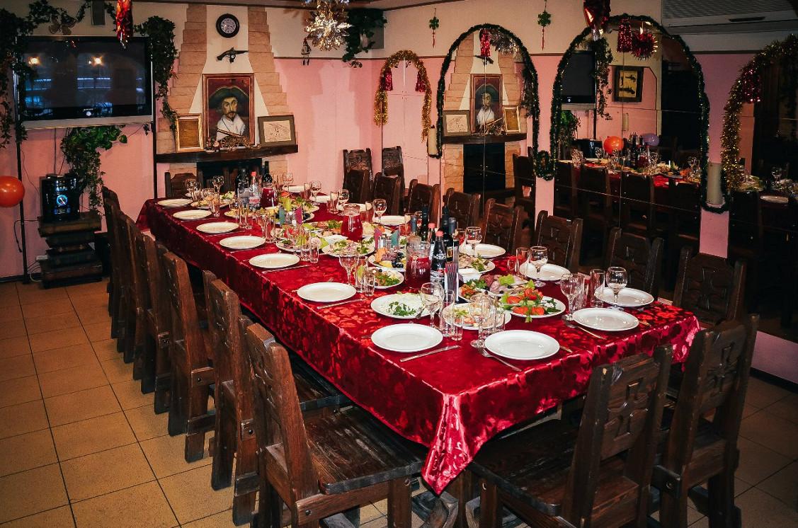 Ресторан Барон Мюнхгаузен - фотография 11