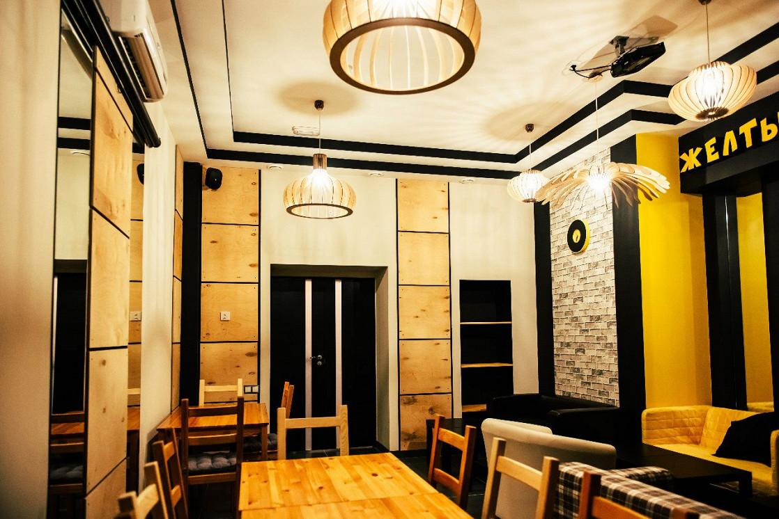 Ресторан Желтый носорог - фотография 8