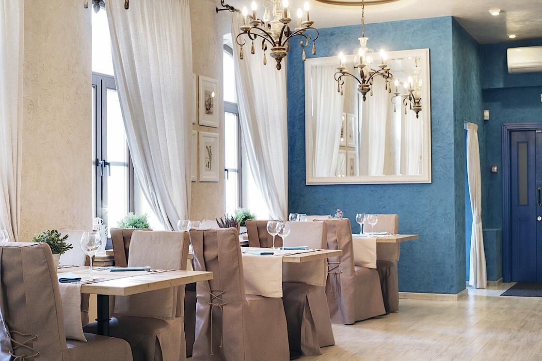 Ресторан Омулевая бочка - фотография 4