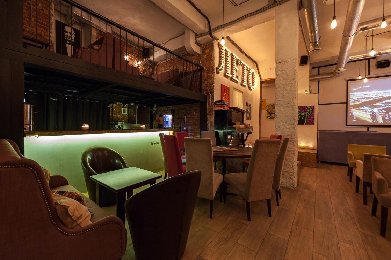 Ресторан Leto Lounge - фотография 3