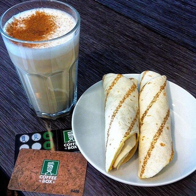Ресторан Coffee Box - фотография 4