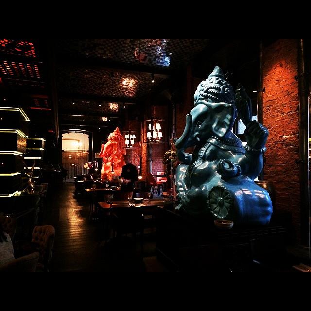 Ресторан Black Thai - фотография 1