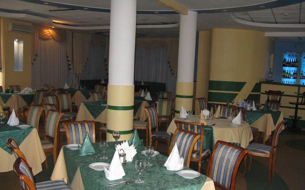 Ресторан Континент - фотография 1