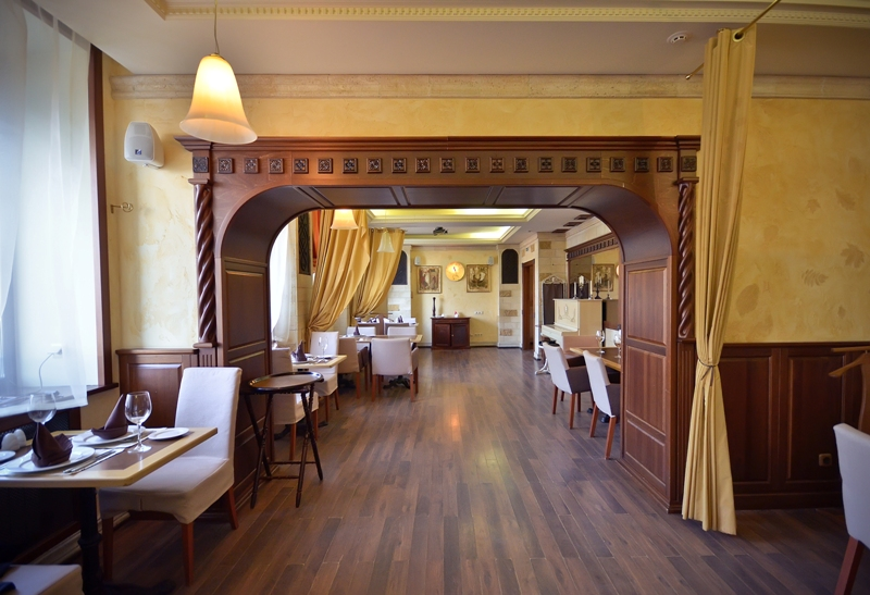 Ресторан Минин и Пожарский - фотография 4