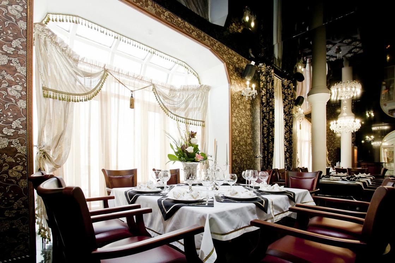 Ресторан Black Brilliant - фотография 6
