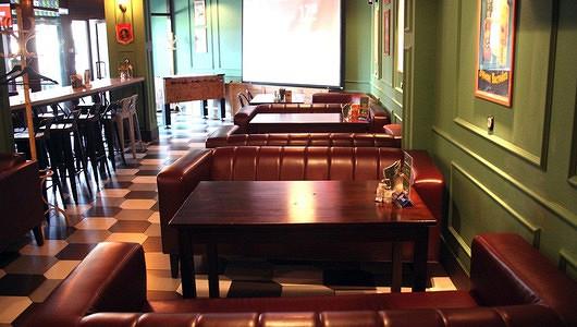 Ресторан Как огурчик - фотография 6