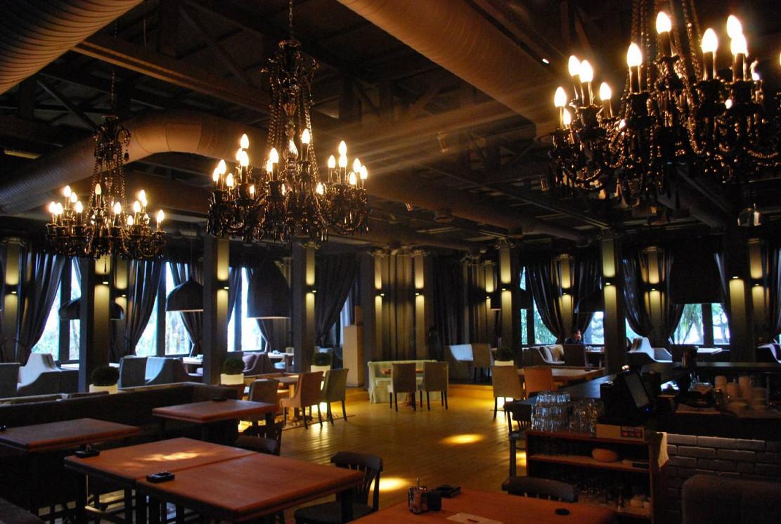 Ресторан Лентяй - фотография 8