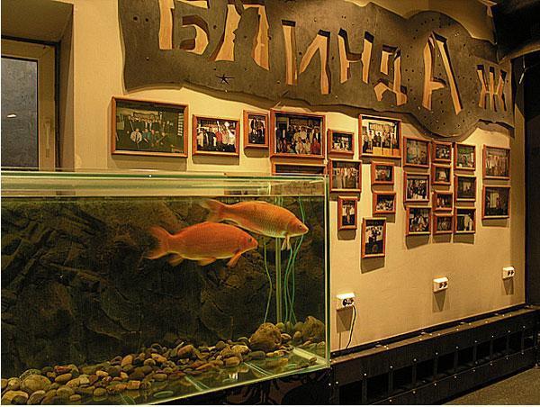 Ресторан Блиндаж - фотография 1