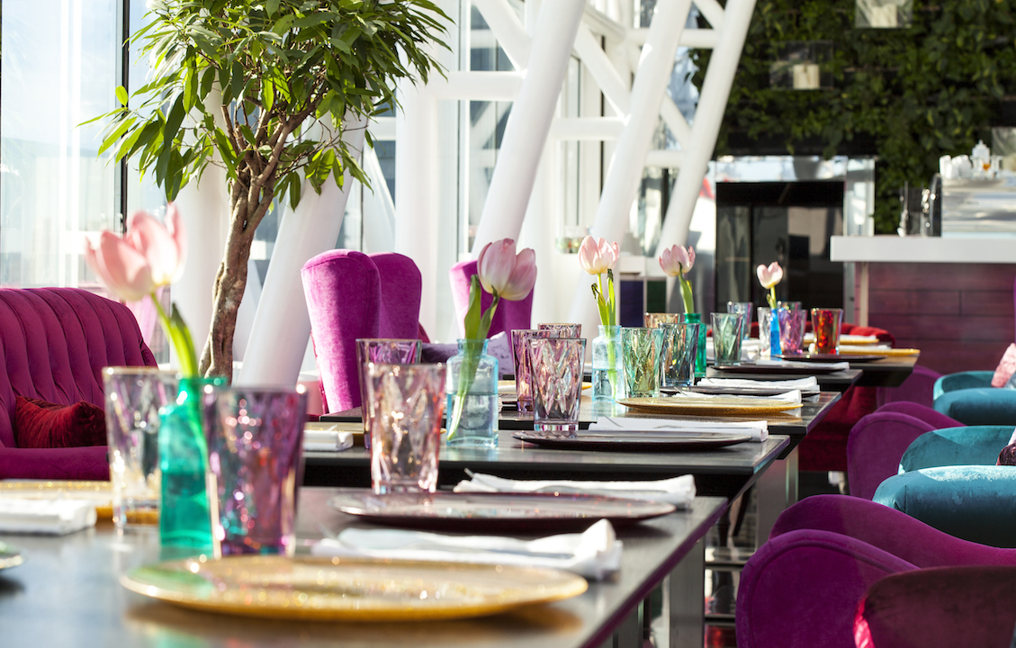Ресторан Extra Lounge - фотография 5