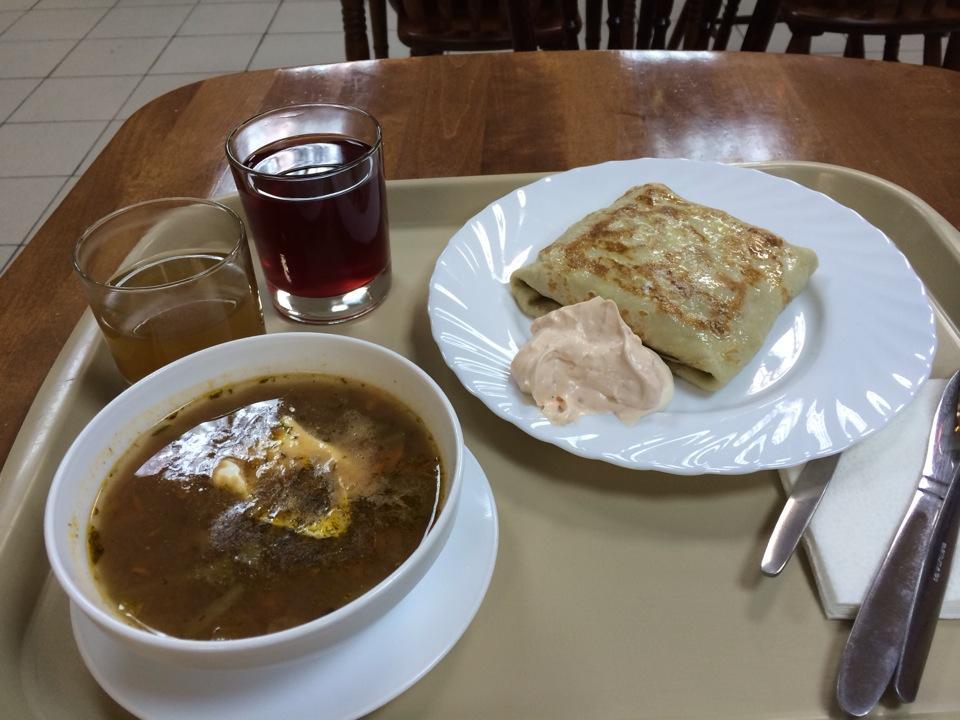 Ресторан Блин-сити - фотография 1
