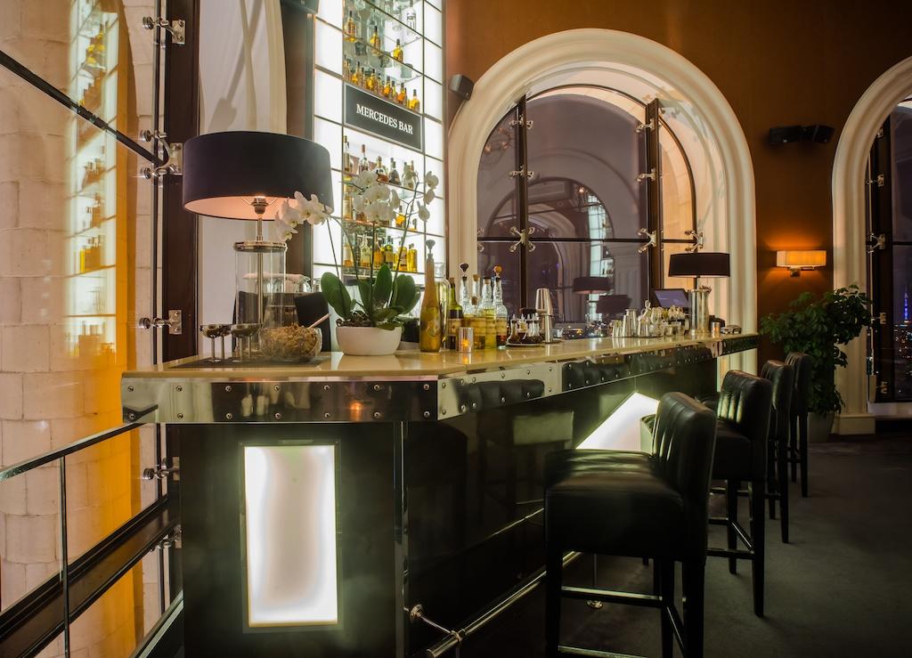 Ресторан Mercedes Bar - фотография 1