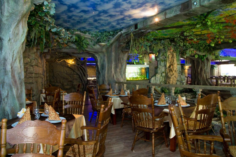 Ресторан Амазонка - фотография 11