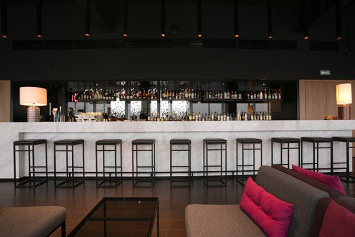 Ресторан Sky Bar - фотография 5