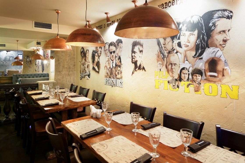 Ресторан Реальные кабаны - фотография 6