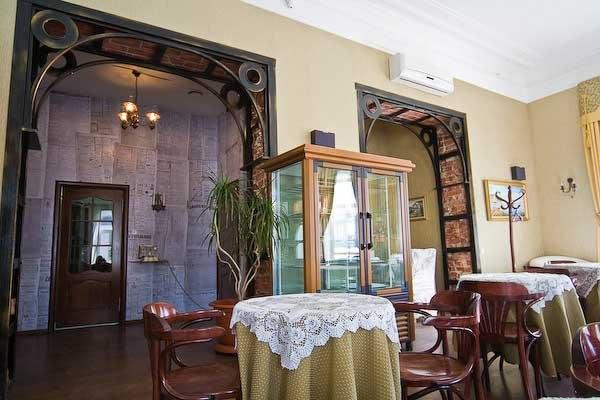 Ресторан Кипяток - фотография 3
