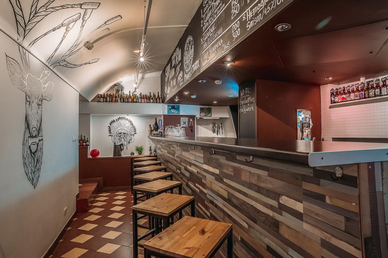 Ресторан Тапки - фотография 5