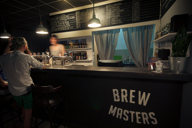 Ресторан Brew Masters - фотография 4