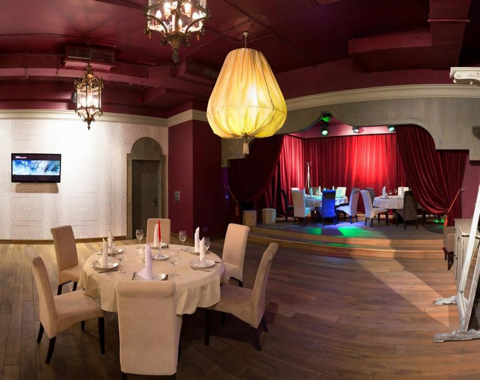 Ресторан Гранатовый сад - фотография 3