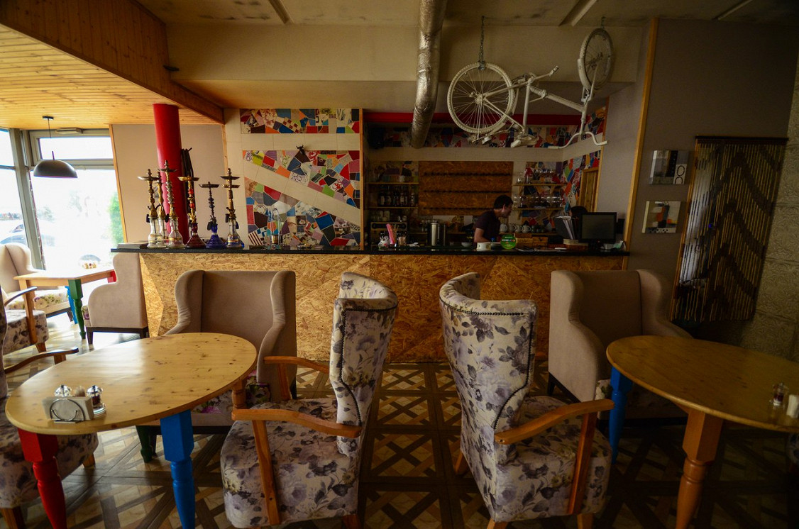 Ресторан Shabash - фотография 11